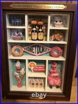 Rare Harry Potter Collection Box Diorama Honey Dukes Figure Figurine