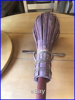 Rare Harry Potter Nimbus 2000 Broomstick 1 of 50 Made Genuine TM & Warner Bros