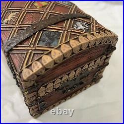 Rare Harry Potter Quidditch Jewelry Box Accessory Case Discontinued USJ No Box
