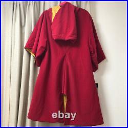 Rare Harry Potter Quidditch Robe Original Uniform form Chamber of Secrets Japan