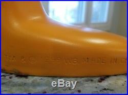 Rare Large 23 DAFFY DUCK Resin Big Fig Statue Warner Bros Exclusive 1999 Looney