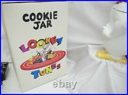 Rare Looney Tunes Foghorn Leghorn Cookie Jar Big 13 inches tall