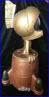 Rare Looney Tunes Marvin the Martian Austin Sculpture Statue 1998 LTD Ed