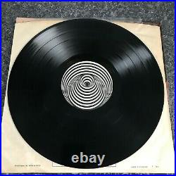 Rare Lp Vinyl Album Black Sabbath Uk Press Vo6 Vertigo Swirl Ex/ex Super