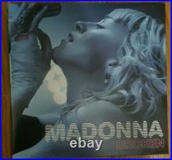 Rare Madonna Broken Pink 12 Vinyl Single