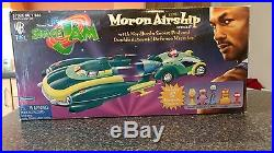 Rare Space Jam Warner Bros Moron Airship & Nerds Looney Tunes