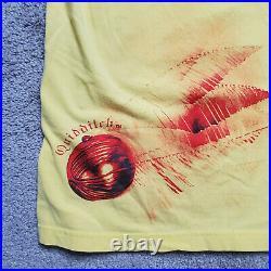 Rare VTG Warner Bros. Harry Potter and The Prisoner of Azkaban T-Shirt Size L