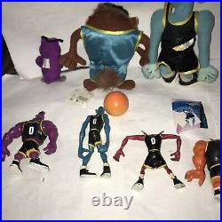 Rare Vintage 1996 Space Jam Michael Jordan Nawt Pound Blanko & Bupkus & More
