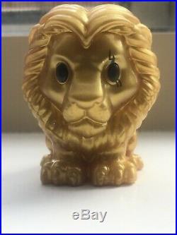 SCAR GOLD RARE The Lion King OOSHIES Woollies Woolies Woolworths Ooshie Disney