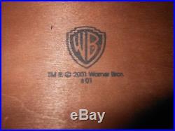 SUPER Rare 2001 Harry Potter Golden Snitch Replica Promo Warner Bros. Movie Prop