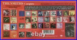Smiths SEALED and ULTRA RARE! Complete Edition BOX SET LPs/45s/CDs/DVD++
