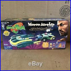 Space Jam Moron Airship 1996 Complete Warner Bros RARE NIB (NewithSealed)