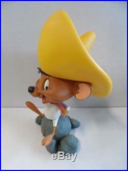 Speedy Gonzales Rutten Statue Warner Bros. Looney Tunes RARE