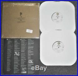 TOM PETTY-WildflowersRARE ORIG. 1st Pressing1994 Warner Bros Vinyl 2LP+INSERT
