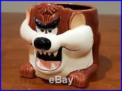 Tazmanian Devil Griswold Christmas Vacation Taz Mug Rare HTF