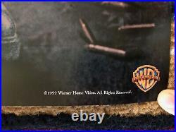 The Matrix 1999 Rare, Authentic, Original Video Movie Poster, Warner Bros. Mint