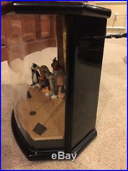 The SPEECHLESS Stage Diorama # 179 OF ONLY 250 MADE! Extremely RARE