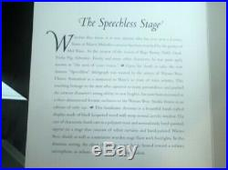The Speechless Stage 1994 #141 of only 250 produced. RARE! Mel Blanc Warner Bros