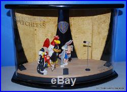 The Speechless Stage 1994 #18 of only 250 produced. RARE! Mel Blanc