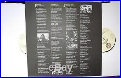 Tom Petty Wildflowers 2 LP Record Set Near Mint. RARE