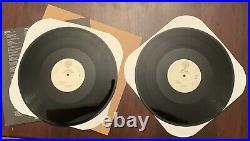 Tom Petty Wildflowers 2xLP, Original WB US Pressing. Near Mint, Very Rare