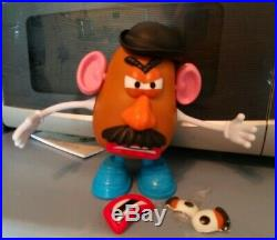 Toy Story Collection Mr Potato Head by Thinkway Collector Vintage RARE! WORKS