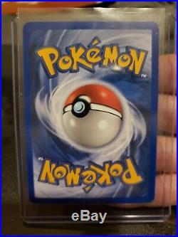 Treecko 1/5 warner brothers poke card creator pokemon card rare