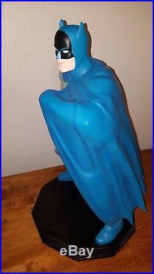 ULTRA RARE 2001 Warner Bros Studio Store Exclusive BATMAN 25 Maquette Statue