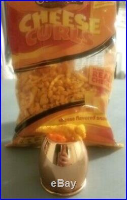 Ultra Rare, Dart Stranger Things Shaped Cheese Curl Cheeto, Not Yoda