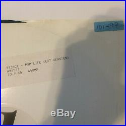 VERY RARE Prince Pop Life Ext Version UK 12 Vinyl Promo Paisley Park NM