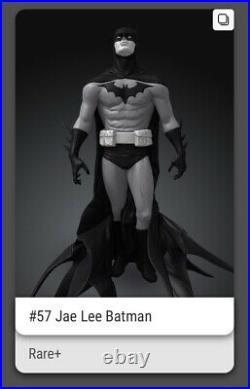 VEVE NFT #57 Jae Lee Batman (SOLD OUT) VERY RARE
