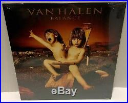 Van Halen Balance 1995 Warner Bros. LP (Sealed) 12'' Vinyl Rare 9 45760-1