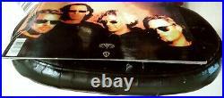 Van Halen Balance L. P Orange colored vinyl Eddie, Alex, Hagar, Anthony rare