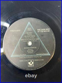 Van Halen Diver Down Signed Lp Original Vinyl All 4 Eddie Very Rare Autographed