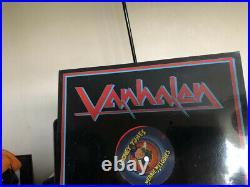 Van Halen Looney Toons Red Vinyl Lp Album Promo 12 Rare Sealed Nm Pro 705