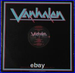 Van Halen Looney Tunes Rare Promo Red Vinyl LP 1st Album Tracks VH 1 Pro 705