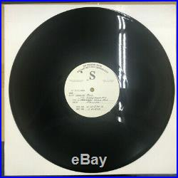 Very Rare PRINCE Partyman Test Pressing 12 Soul Single