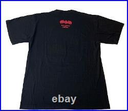 Vintage 1997 Poison Ivy Uma Thurman Batman And Robin Movie Shirt Size XL Rare
