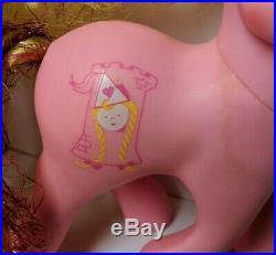 Vintage G1 My Little Pony Rapunzel Mail Order Only RARE