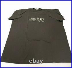 Vintage Harry Potter Movie Promo T Shirt The Prisoner Of Azkaban 2004 Rare XL