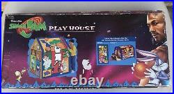 Vintage RARE NEW SEALED Warner Bros Michael Jordan Space Jam 1996 Playhouse Tent