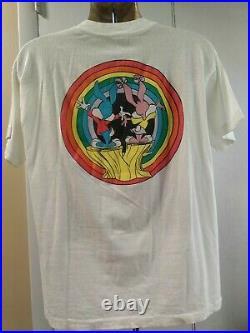 Vintage Rare 1991 Tiny Toons Adventures Looney Tunes T Shirt 90s Warner Bros