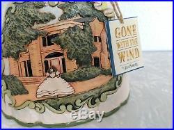 Warner Bros. Jim Shore Gone with the Wind Scarlett O Hara Retired RARE 4037541