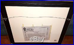Warner Brothers Bugs Bunny Rocky Cel BUGS & THUGS Rare Virgil Ross cell