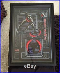 Warner Brothers Dc Batman Dark Knight Batarang Exclusive #47 out of 250! RARE