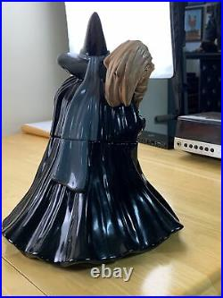 Warner Brothers Wicked Witch Wizard Of Oz Cookie Jar Rare