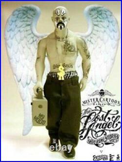 Warner bros MR. CARTOON ESTEVAN ORIOL LOST ANGEL Vol. 1 Very Rare