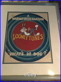 Warner bros animation cell. Bugs Bunny- Rare