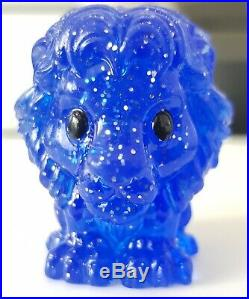 Woolworths Ooshie Lion King RARE Blue Spirit Mufasa Collectible The Ooshies